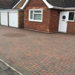 Another driveway transformation from the team at Falcon Maintenance