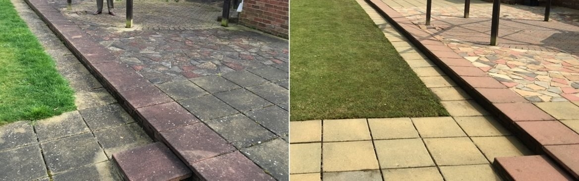 Patio Driveway Conservatory And Gutter Cleaning Service